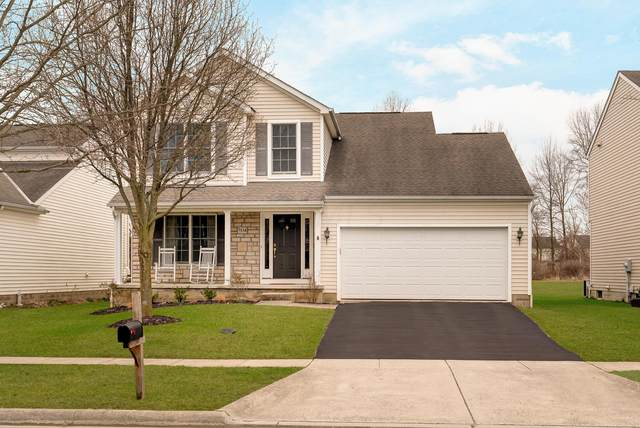 7134 Laver Lane, Westerville, OH 43082 (MLS #221008278) :: Bella Realty Group