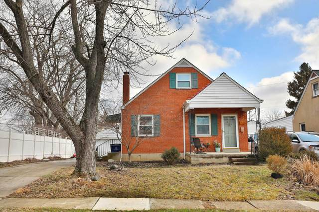 914 S Chesterfield Road, Columbus, OH 43209 (MLS #221008287) :: Bella Realty Group