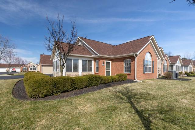 4582 Collingwood Pointe Place 25-458, Columbus, OH 43230 (MLS #221008318) :: MORE Ohio
