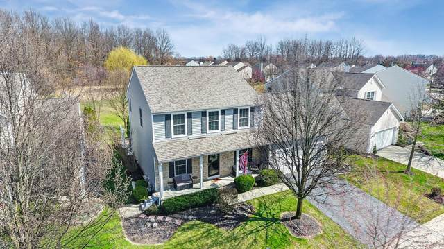 5597 Genoa Farms Boulevard, Westerville, OH 43082 (MLS #221008322) :: Bella Realty Group