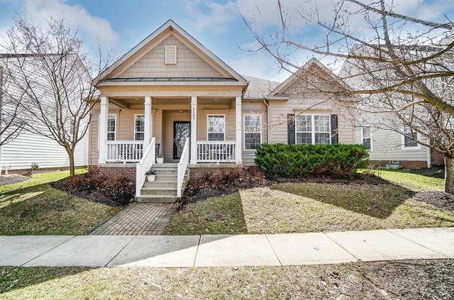 1193 Bluffway Drive, Columbus, OH 43235 (MLS #221008341) :: MORE Ohio