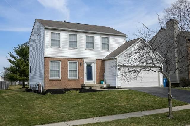 1062 Tarragon Drive, Marysville, OH 43040 (MLS #221008345) :: Bella Realty Group