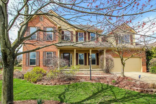 4739 Britton Farms Drive, Hilliard, OH 43026 (MLS #221008400) :: RE/MAX ONE