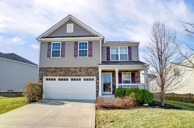 279 Rolling Acre Drive, Lithopolis, OH 43136 (MLS #221008422) :: Bella Realty Group