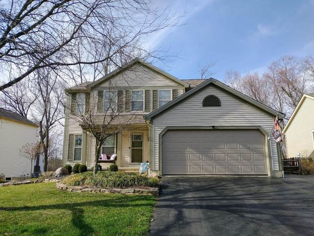 7774 Priestley Drive, Reynoldsburg, OH 43068 (MLS #221008428) :: Bella Realty Group