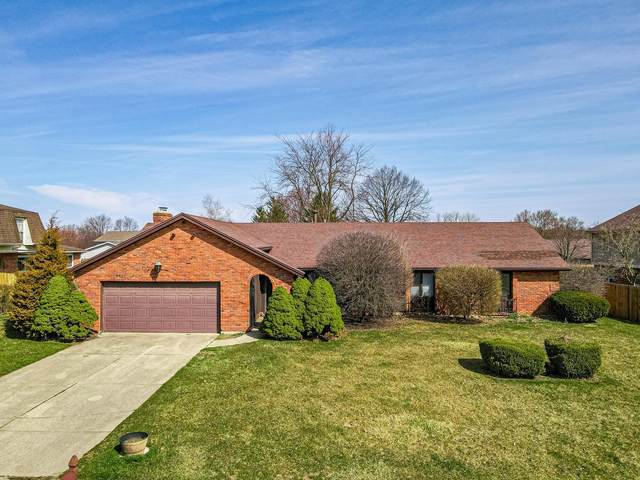 804 Linmuth Court S, Springfield, OH 45503 (MLS #221008432) :: RE/MAX ONE
