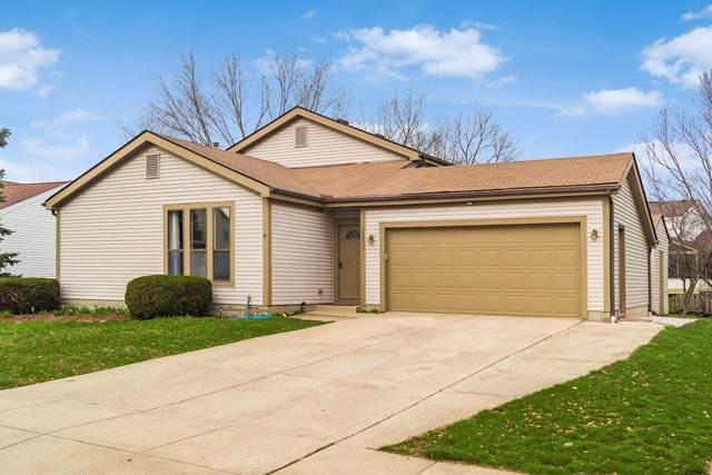 5228 Bressler Drive, Hilliard, OH 43026 (MLS #221008459) :: MORE Ohio