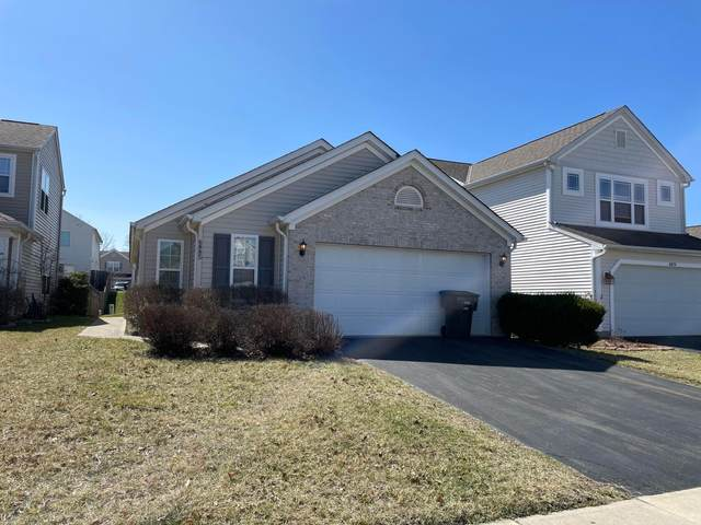 6885 Willow Bloom Drive, Canal Winchester, OH 43110 (MLS #221008595) :: Bella Realty Group