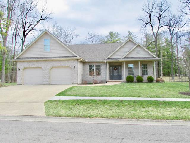 109 Belle Pines Court, Bellefontaine, OH 43311 (MLS #221008611) :: Core Ohio Realty Advisors