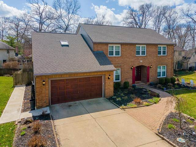 1117 Forest View Court, Westerville, OH 43081 (MLS #221008615) :: Shannon Grimm & Partners Team