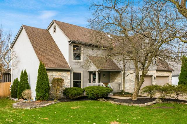 1202 Springtree Lane, Westerville, OH 43081 (MLS #221008641) :: MORE Ohio