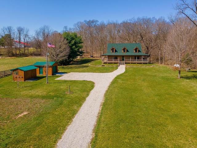 3514 Oh-257 S, Ostrander, OH 43061 (MLS #221008694) :: Shannon Grimm & Partners Team