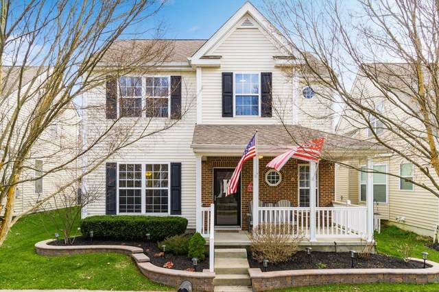 6164 Benon Road, Westerville, OH 43081 (MLS #221008710) :: Bella Realty Group