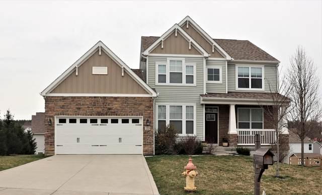 223 Park Ridge Lane, Newark, OH 43055 (MLS #221008747) :: Bella Realty Group