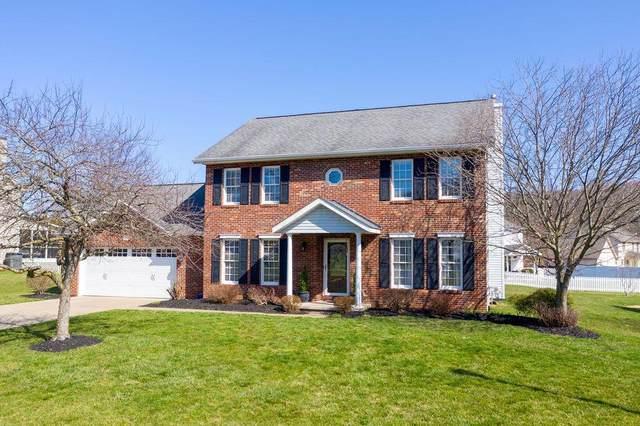 1390 Deer Run Road, Newark, OH 43055 (MLS #221008749) :: Jamie Maze Real Estate Group