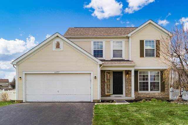 6397 Ewen Circle, Grove City, OH 43123 (MLS #221008754) :: The Willcut Group