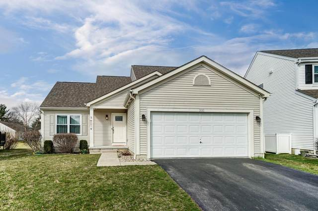 332 Moss Court, Marysville, OH 43040 (MLS #221008807) :: Bella Realty Group