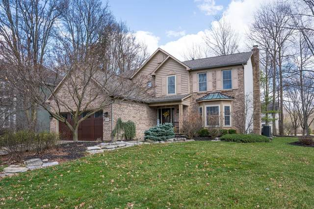 318 Elmendorf Place, Powell, OH 43065 (MLS #221008816) :: Bella Realty Group