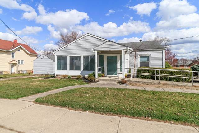 74 S 30th Street, Newark, OH 43055 (MLS #221008823) :: Shannon Grimm & Partners Team