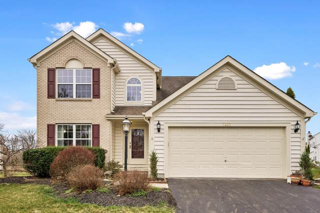 7462 Totten Springs Drive, Westerville, OH 43082 (MLS #221008825) :: MORE Ohio
