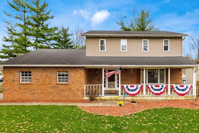82 Betts Road SW, Reynoldsburg, OH 43068 (MLS #221008842) :: Jamie Maze Real Estate Group