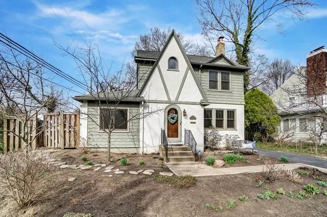2551 Henthorn Road, Upper Arlington, OH 43221 (MLS #221008882) :: Greg & Desiree Goodrich | Brokered by Exp