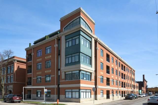 34 W Poplar Avenue #606, Columbus, OH 43215 (MLS #221008898) :: HergGroup Central Ohio