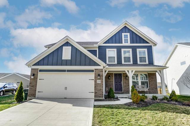 3529 Woodland Drive, Hilliard, OH 43026 (MLS #221008908) :: The Raines Group
