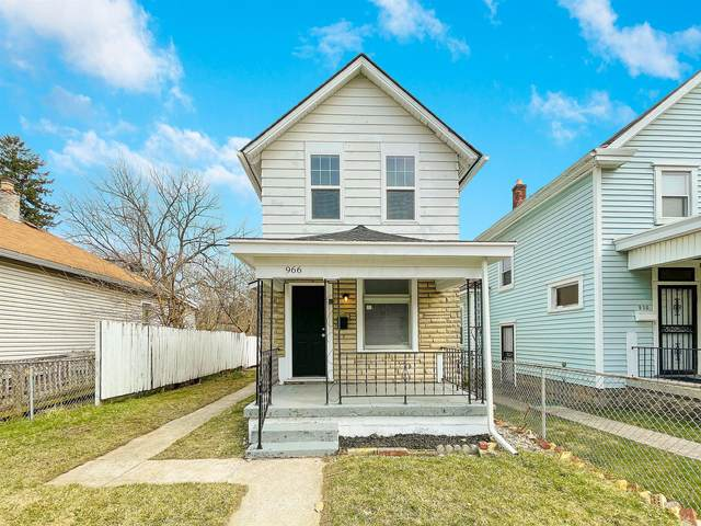 966 Miller Avenue, Columbus, OH 43206 (MLS #221008923) :: Jamie Maze Real Estate Group