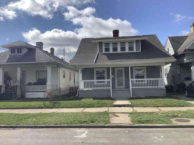 205 W Liberty Street, Springfield, OH 45506 (MLS #221008935) :: Bella Realty Group