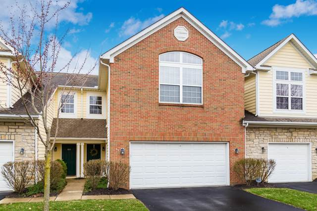 3805 Gabrielle Drive, Dublin, OH 43016 (MLS #221008942) :: HergGroup Central Ohio