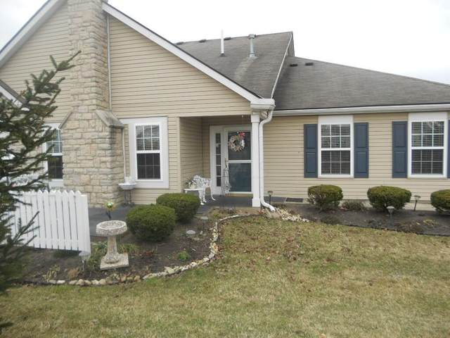 6677 Eagle Ridge Lane 14-D, Canal Winchester, OH 43110 (MLS #221008944) :: RE/MAX ONE