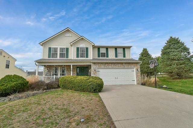 547 Longview Street, Pickerington, OH 43147 (MLS #221008968) :: RE/MAX ONE