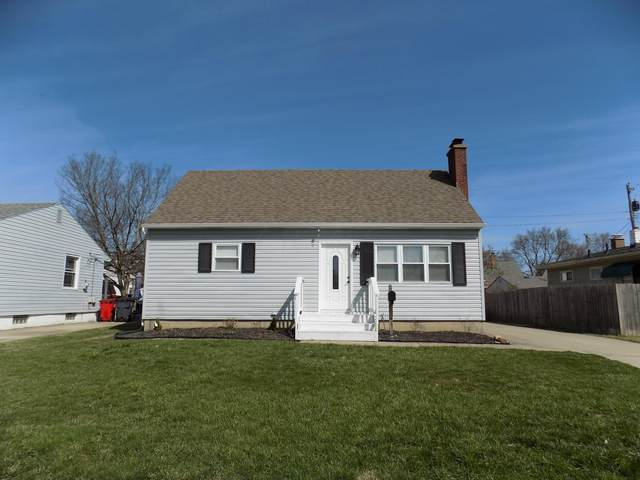 2840 Brookpark Circle, Grove City, OH 43123 (MLS #221008976) :: CARLETON REALTY
