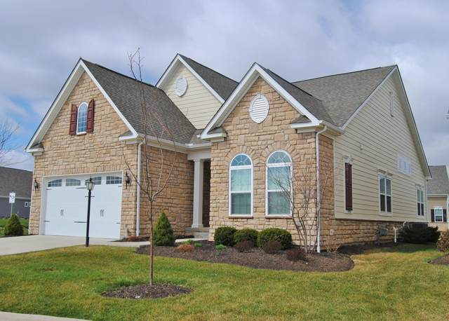 7005 Wind Rose Way 40-700, Dublin, OH 43016 (MLS #221008979) :: Jamie Maze Real Estate Group