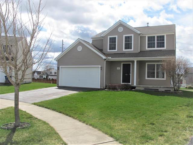 383 Lilyfield Lane, Galloway, OH 43119 (MLS #221008985) :: RE/MAX ONE