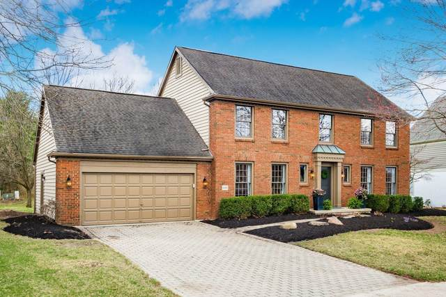 1155 Blue Heron Drive, Westerville, OH 43082 (MLS #221009007) :: Bella Realty Group