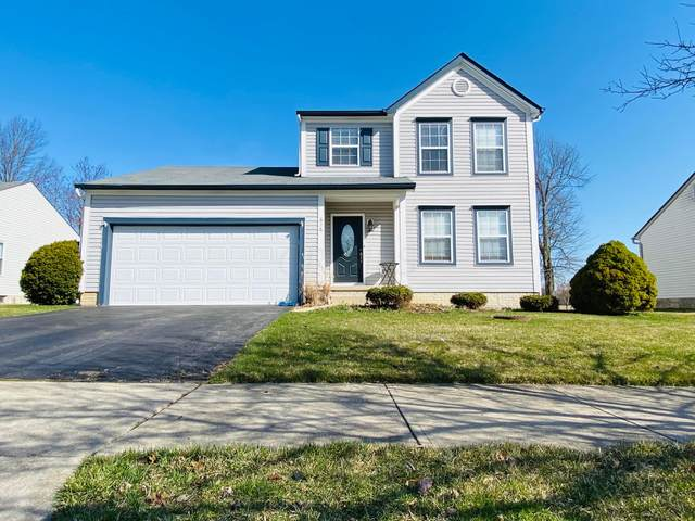616 Durham Lane, Delaware, OH 43015 (MLS #221009024) :: Bella Realty Group