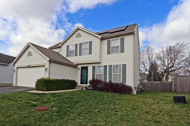 5960 Oreily Drive, Galloway, OH 43119 (MLS #221009046) :: Bella Realty Group