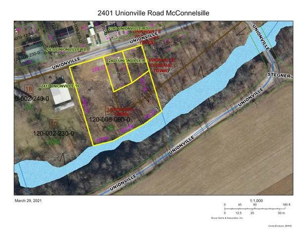 2401 N Unionville Road NE, McConnelsville, OH 43756 (MLS #221009128) :: RE/MAX ONE