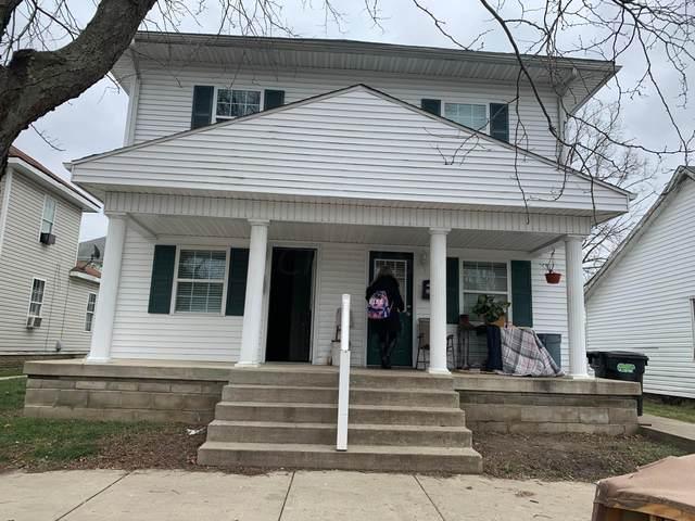 627 E Paint Street, Washington Court House, OH 43160 (MLS #221009149) :: Signature Real Estate