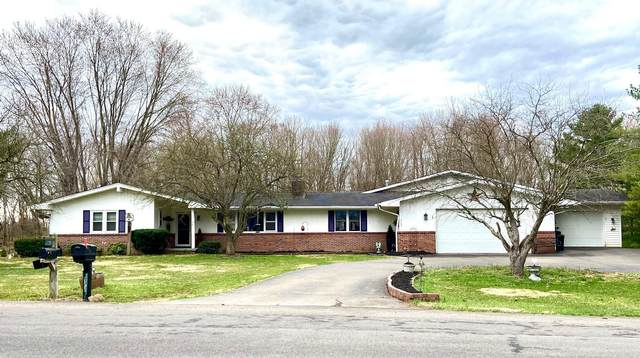 2303 Lucille Drive NE, Lancaster, OH 43130 (MLS #221009160) :: Greg & Desiree Goodrich | Brokered by Exp
