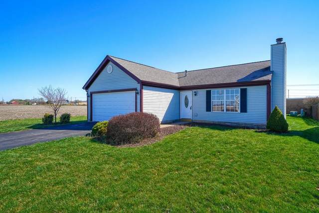 4800 Ballentine Drive, Canal Winchester, OH 43110 (MLS #221009189) :: Bella Realty Group