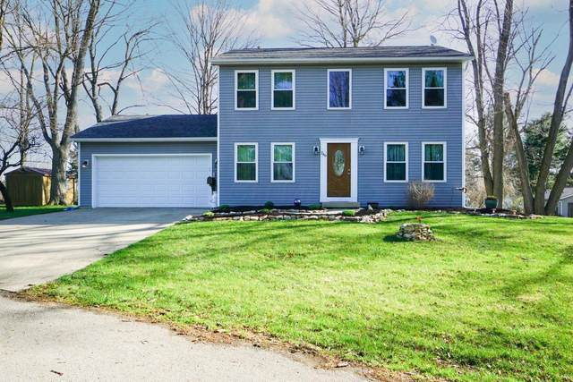 246 W Coshocton Street, Johnstown, OH 43031 (MLS #221009218) :: Jamie Maze Real Estate Group