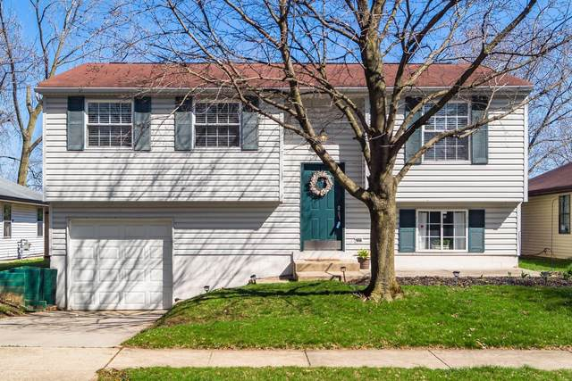 1272 Deer Lake Court, Columbus, OH 43204 (MLS #221009221) :: Bella Realty Group