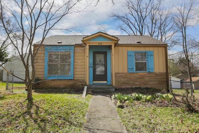 405 Rosslyn Avenue, Columbus, OH 43214 (MLS #221009286) :: Bella Realty Group