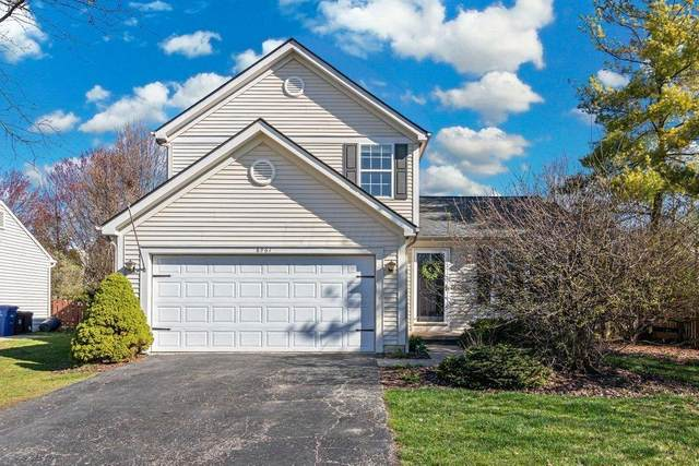 8967 Holquest Drive, Lewis Center, OH 43035 (MLS #221009319) :: Bella Realty Group