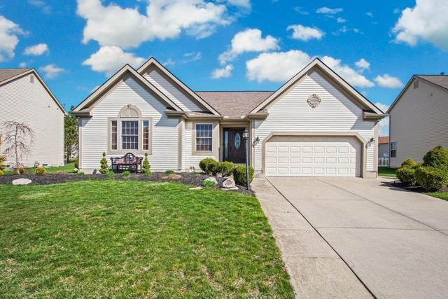6927 Pine Hollow Drive, Westerville, OH 43082 (MLS #221009326) :: Bella Realty Group