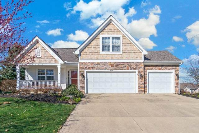 1413 Hickory Gate Drive, Marysville, OH 43040 (MLS #221009338) :: MORE Ohio