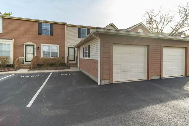 4971 Stoneybrook Boulevard 14C, Hilliard, OH 43026 (MLS #221009342) :: MORE Ohio